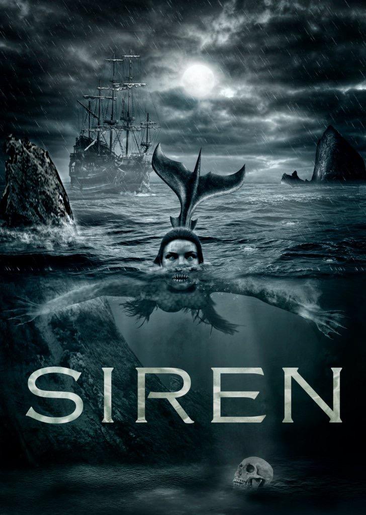 Siren 2x01 Espa&ntildeol y 2x02 Vose Disponible