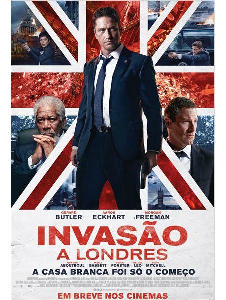 Assistir Invasão a Londres