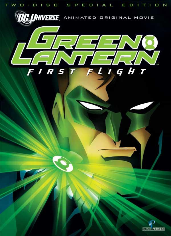 Lanterna verde: primeiro vôo dublado