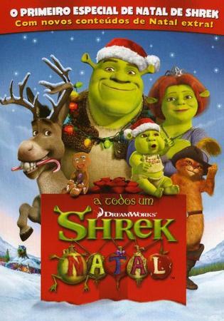 O Natal do Shrek