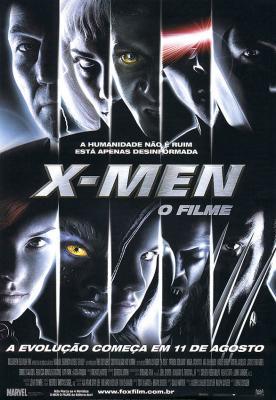 X-men o Filme Dublado