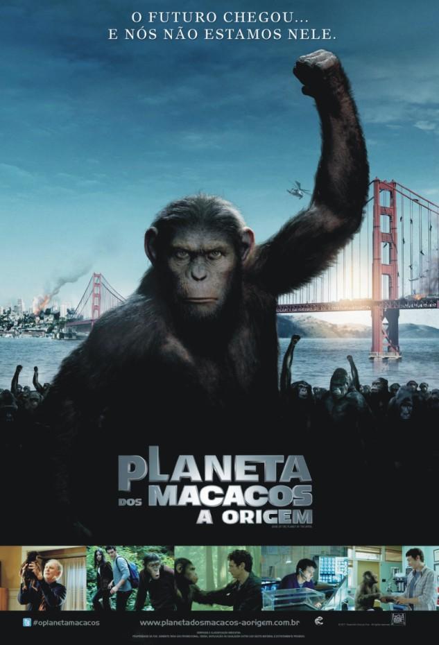 Assistir Planeta dos Macacos: A Origem