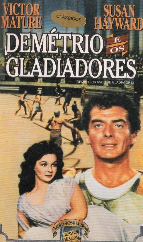 Assistir Demetrio e os Gladiadores