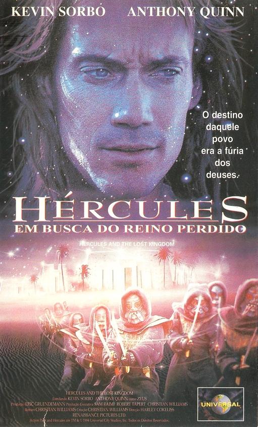 Hércules em Busca do Reino Perdido - 2 de Maio de 1994 | Filmow