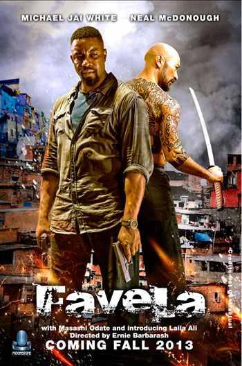 Assistir Favela (Falcon Rising)