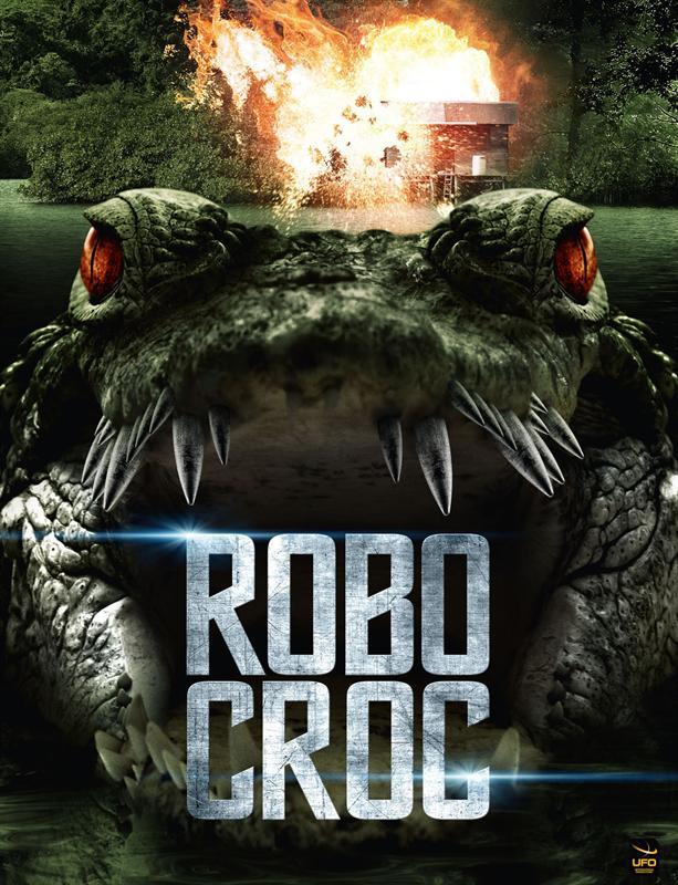 Robocroc terror biônico