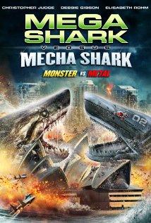 Mega Shark vs Mecha Shark Dublado