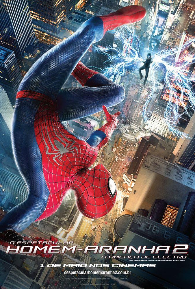 Assistir O Espetacular Homem-Aranha 2: A Ameaça de Electro