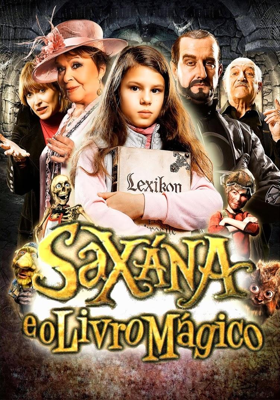 Saxana e o Livro Magico