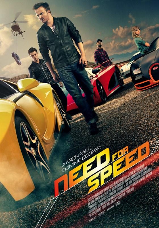Assistir Need for Speed : O Filme