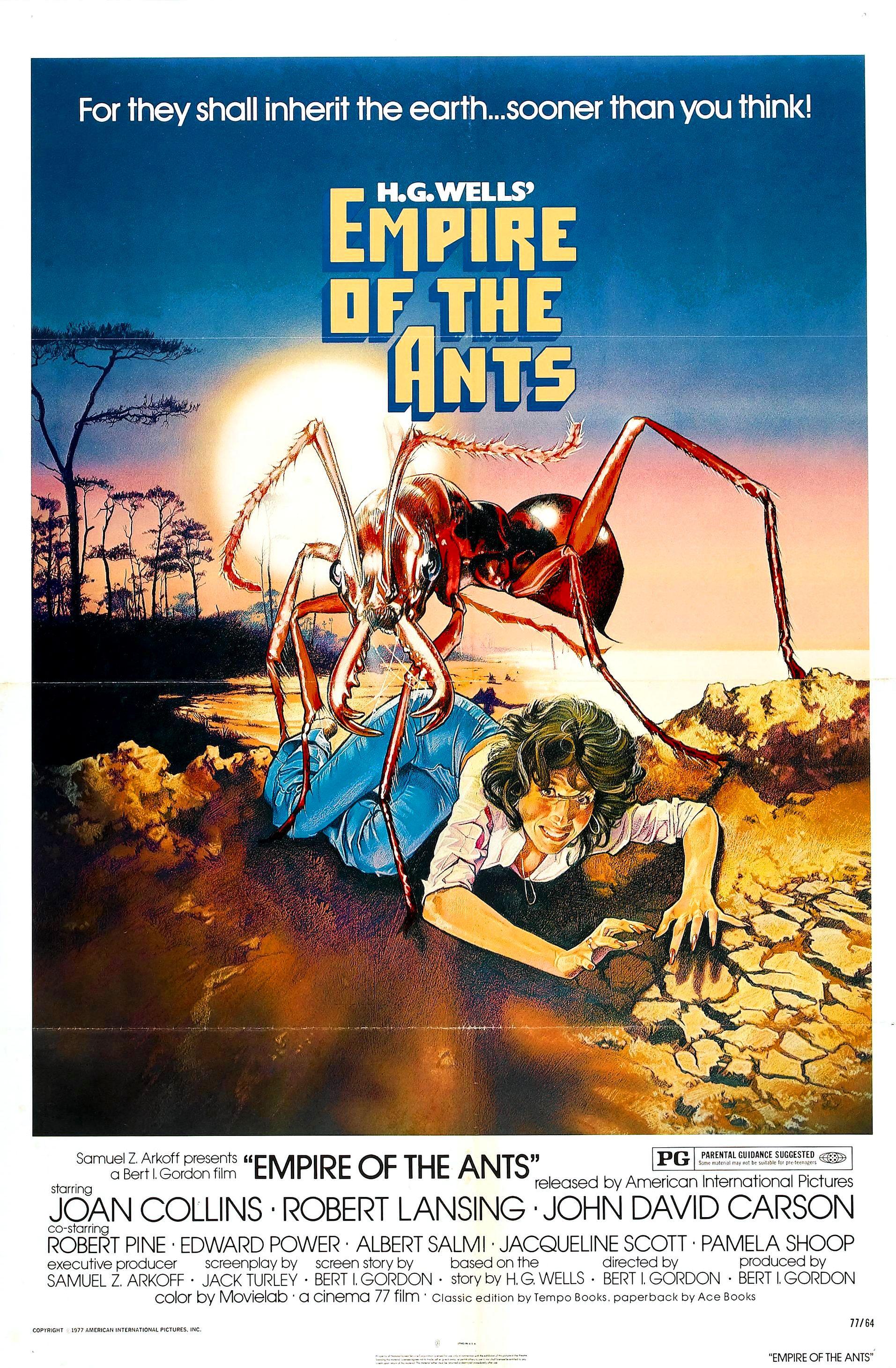 O Ataque Das Formigas