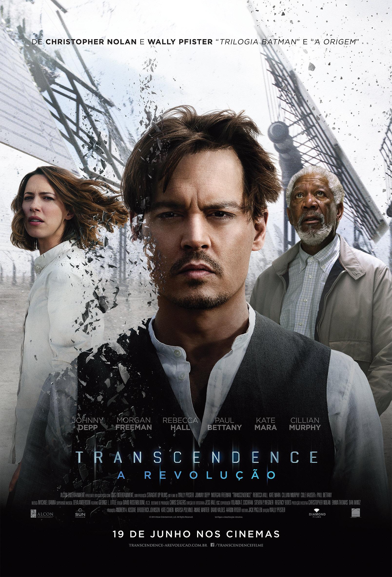 Assistir Transcendence : A Revolução