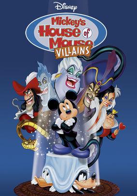 Os Viloes da Disney