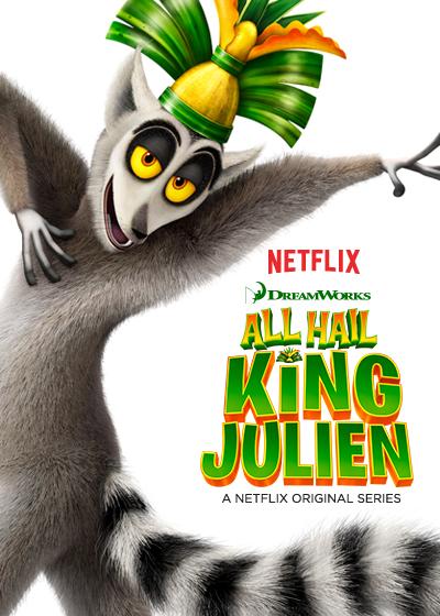 Saudem Todos o Rei Julien