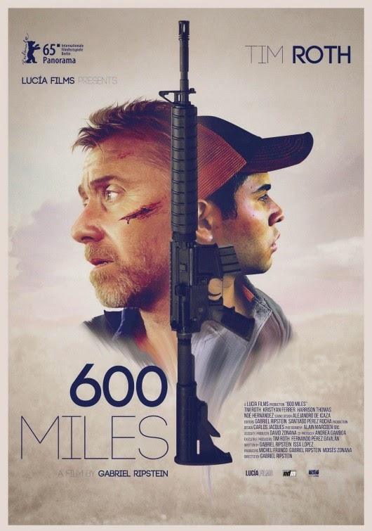 Assistir 600 miles