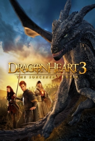 Dragonheart 3: the sorcerer's curse legendado