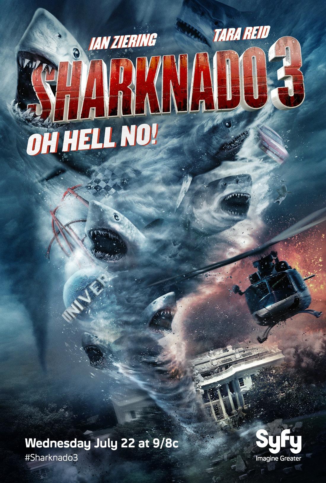 Sharknado 3 oh Nao