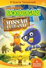 Backyardigans Missao Elefante