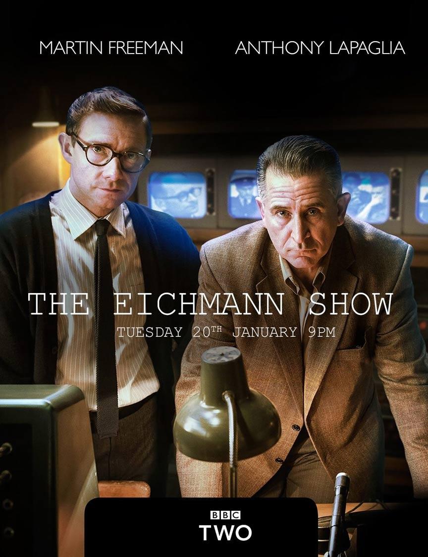 The eichmann show legendado