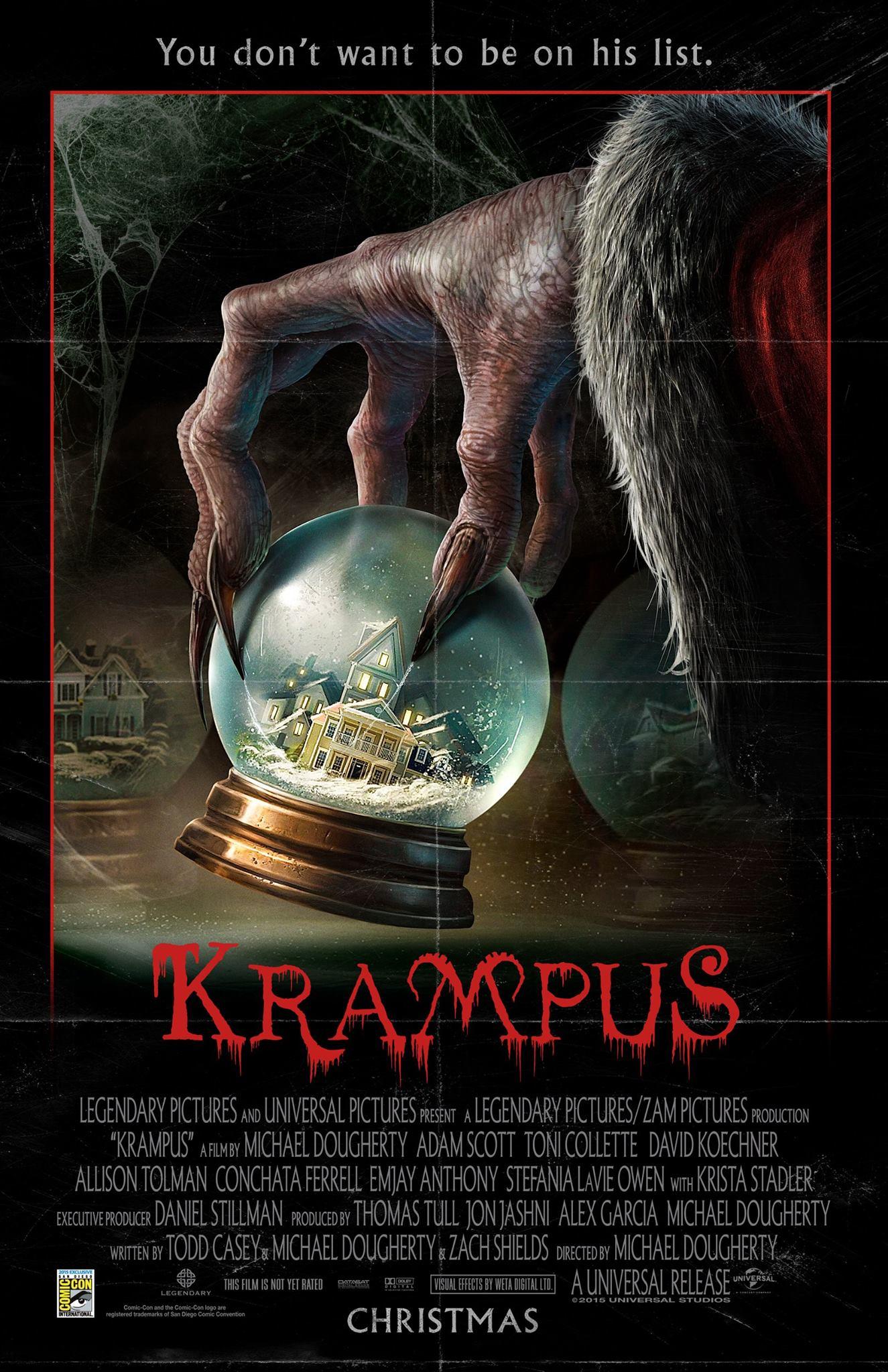 Krampus o Demonio do Natal