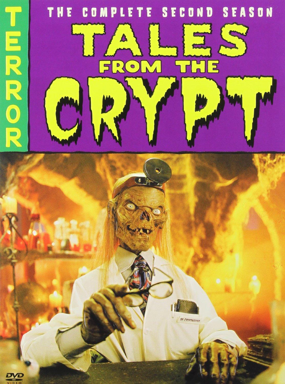 episodios de contos da cripta