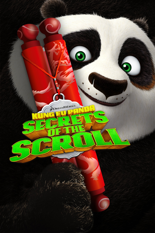 Assistir Kung Fu Panda Segredos do Pergaminho