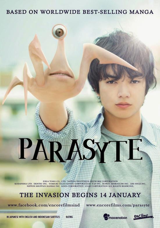 Assistir Parasyte