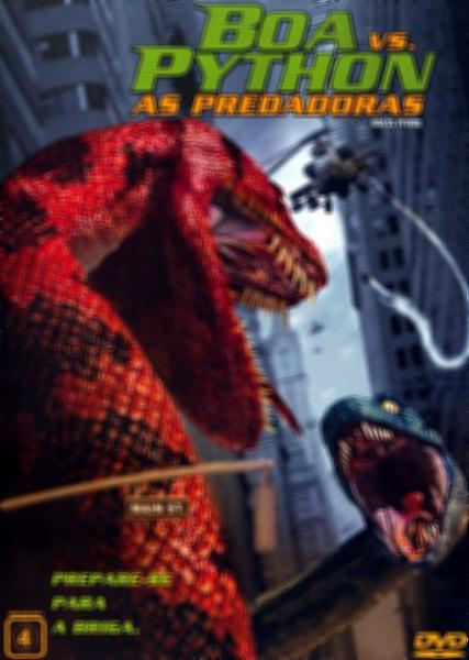 o filme boa vs python dublado