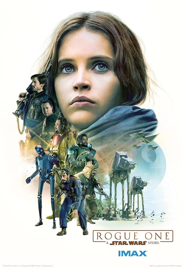 Assistir Rogue One: Uma Historia Star Wars
