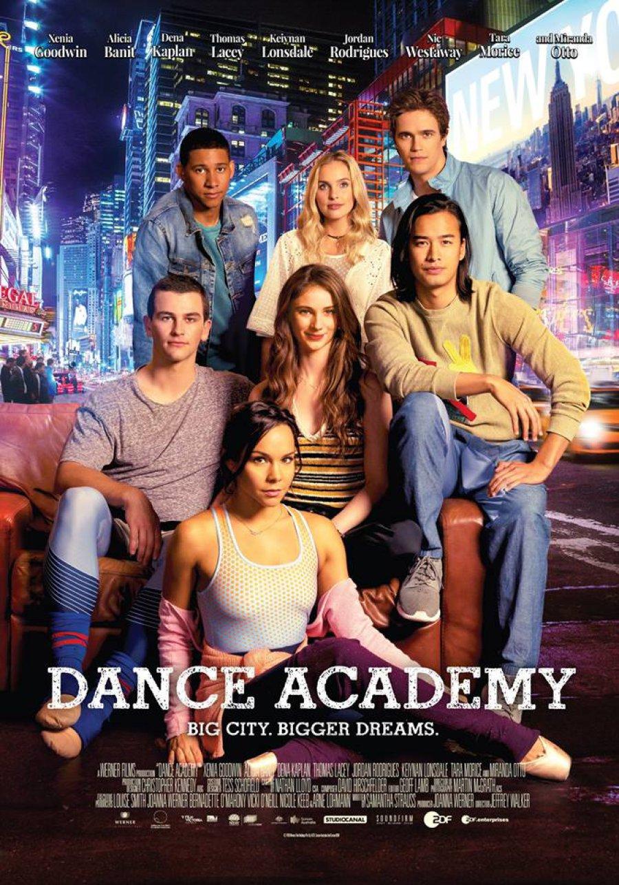 Assistir Dance Academy: O Filme