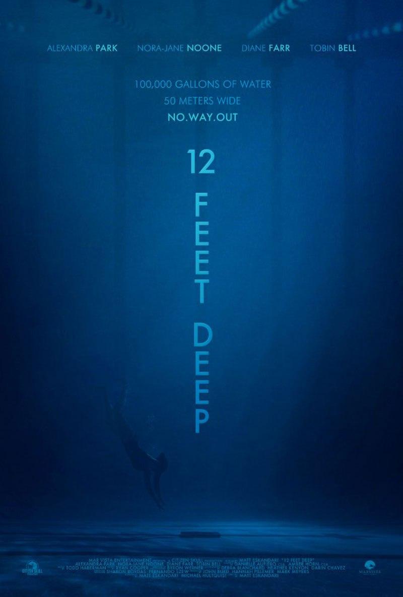 Assistir 12 Feet Deep