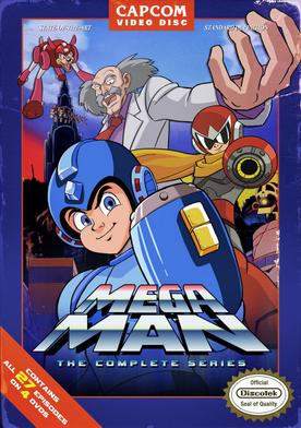Megaman – Dublado