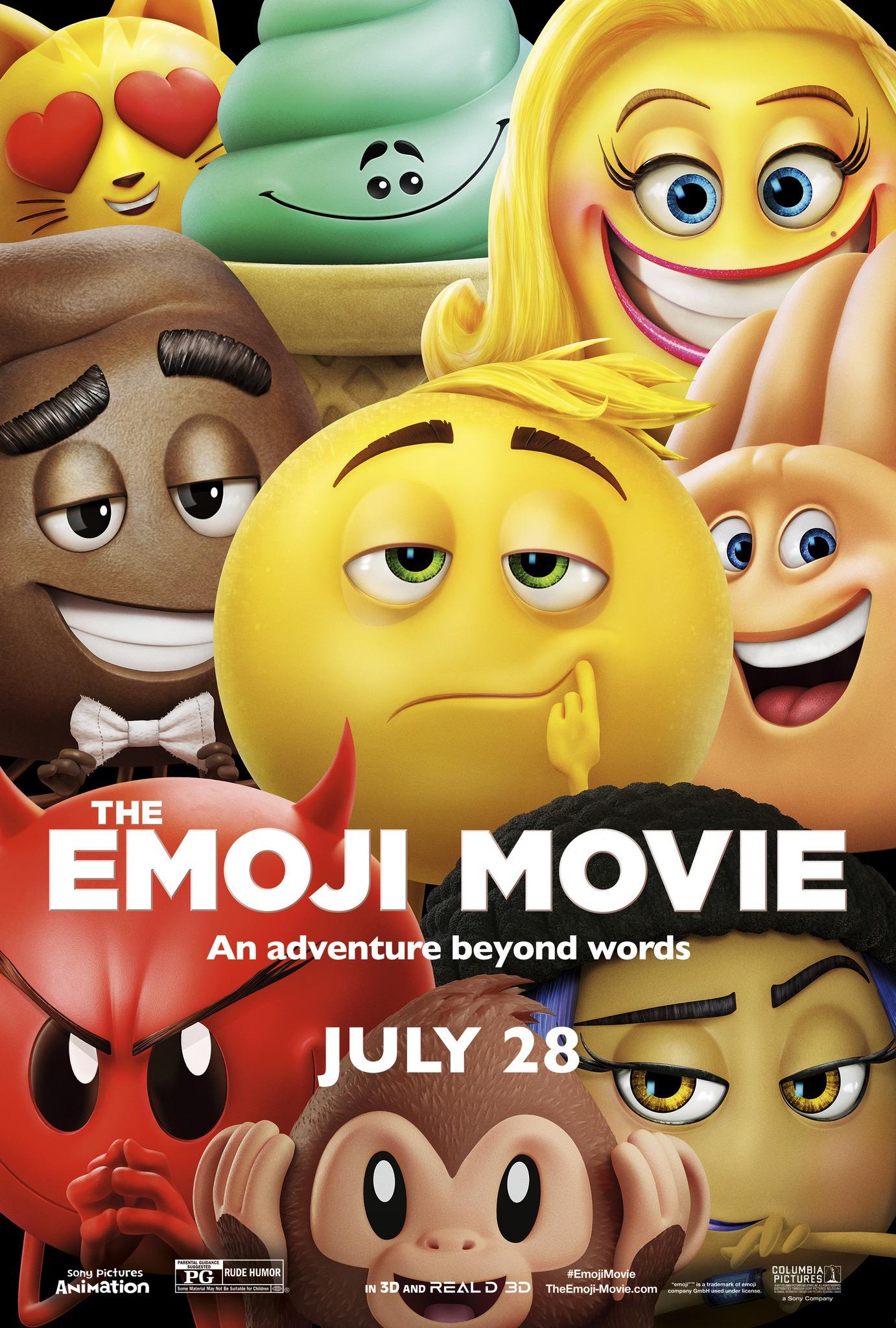Assistir Emoji: O Filme