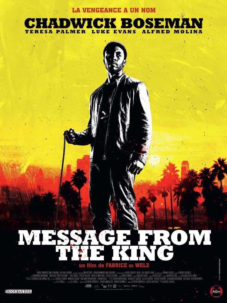 Assistir King - Uma História de Vingança