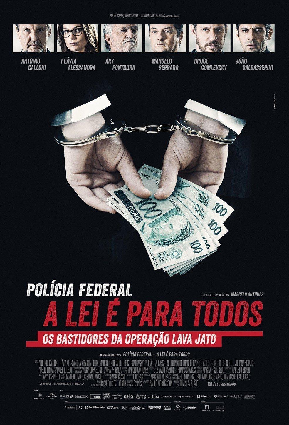 Assistir Polícia Federal: A Lei É para Todos