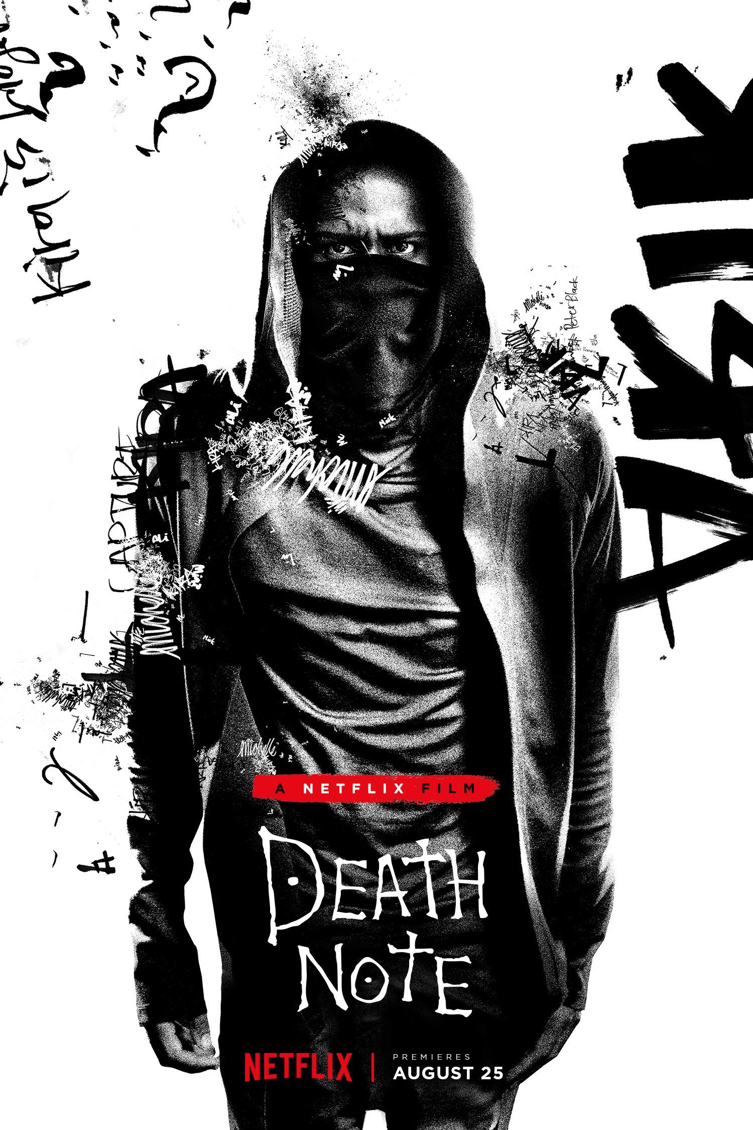 Death Note - 25 de Agosto de 2017 | Filmow