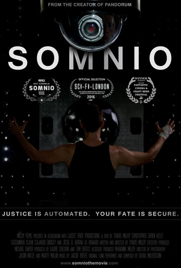 Assistir Somnio / Infinity Chamber