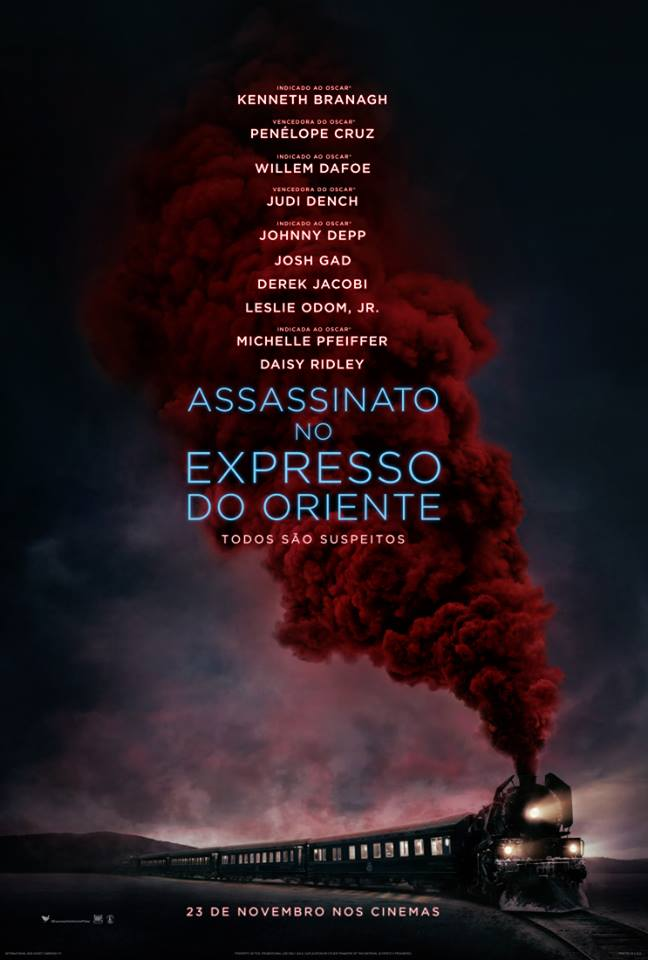 Assistir Assassinato no Expresso do Oriente