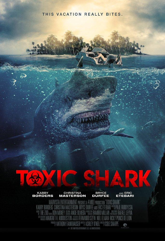 Assistir Tubarão Toxico