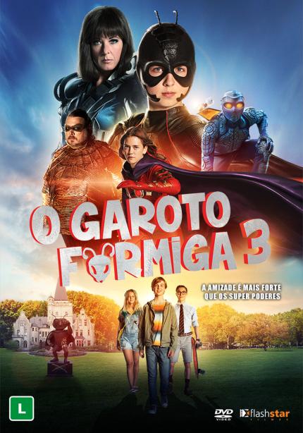 Assistir Garoto-Formiga 3