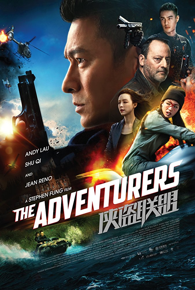 Assistir The Adventurers