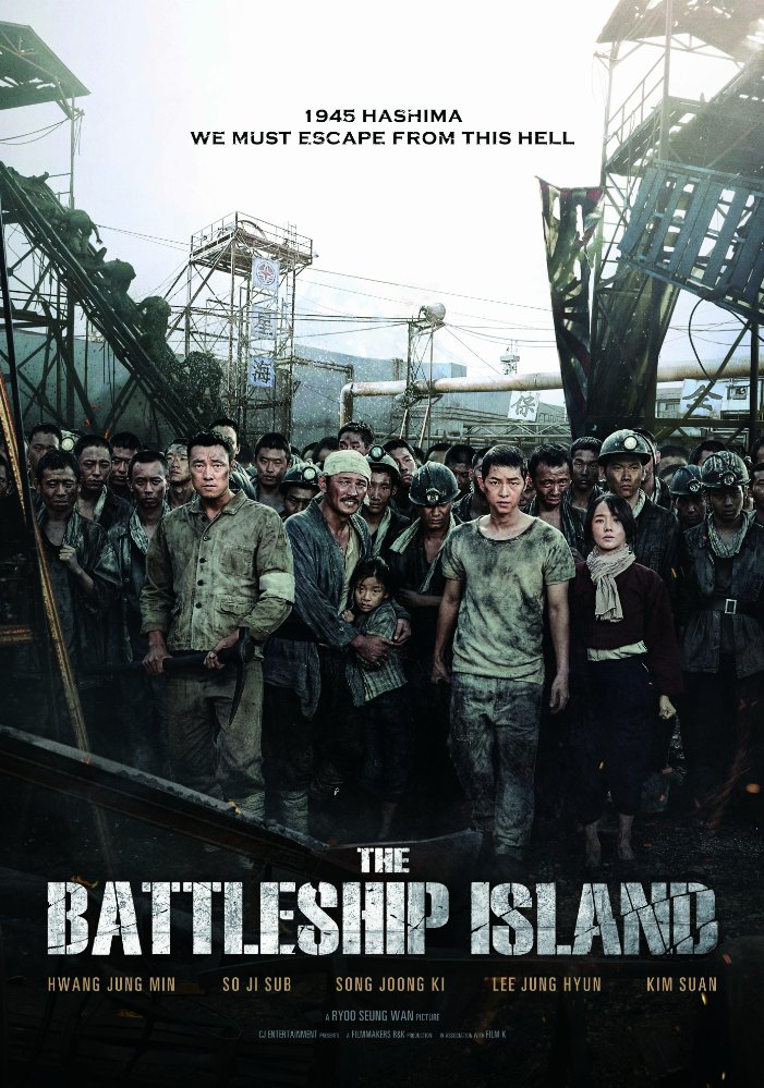 Assistir The Battleship Island