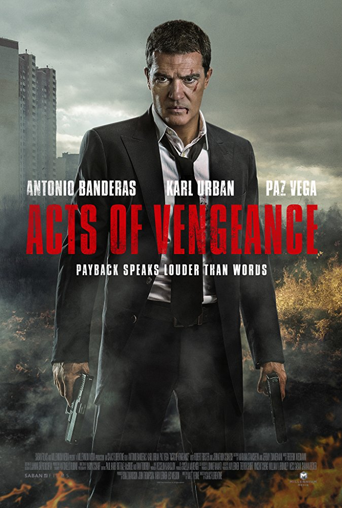 Assistir Act of Vengeance