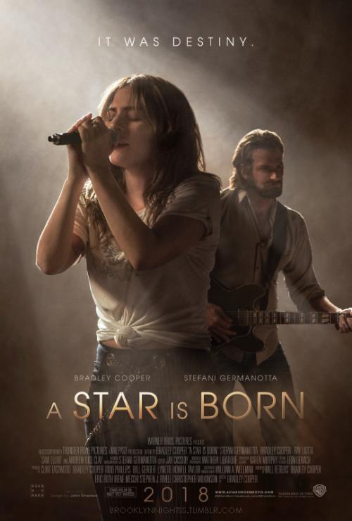 Resultado de imagem para Nasce Uma Estrela cartaz