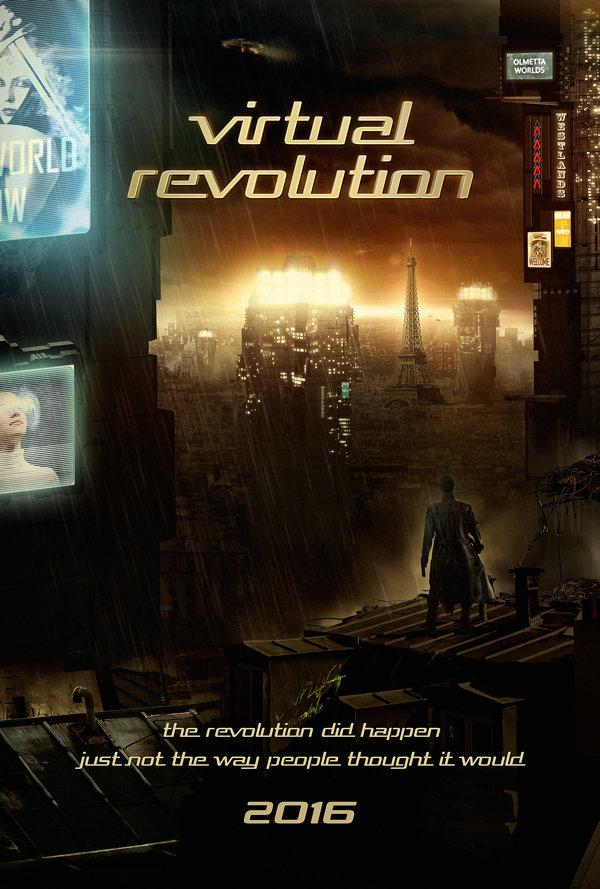 Assistir Revolução Virtual