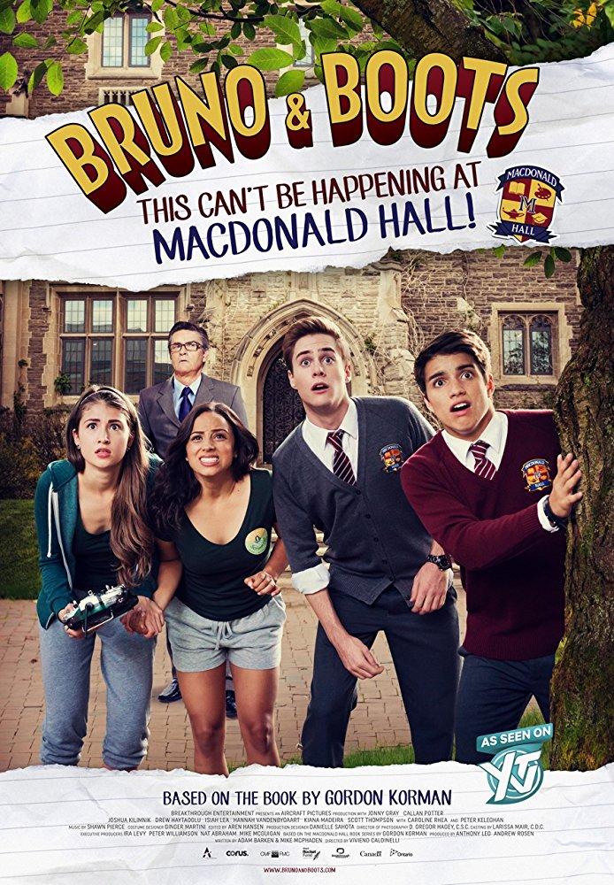 Assistir Bruno & Boots: Antes Juntos do que Mal Acompanhados