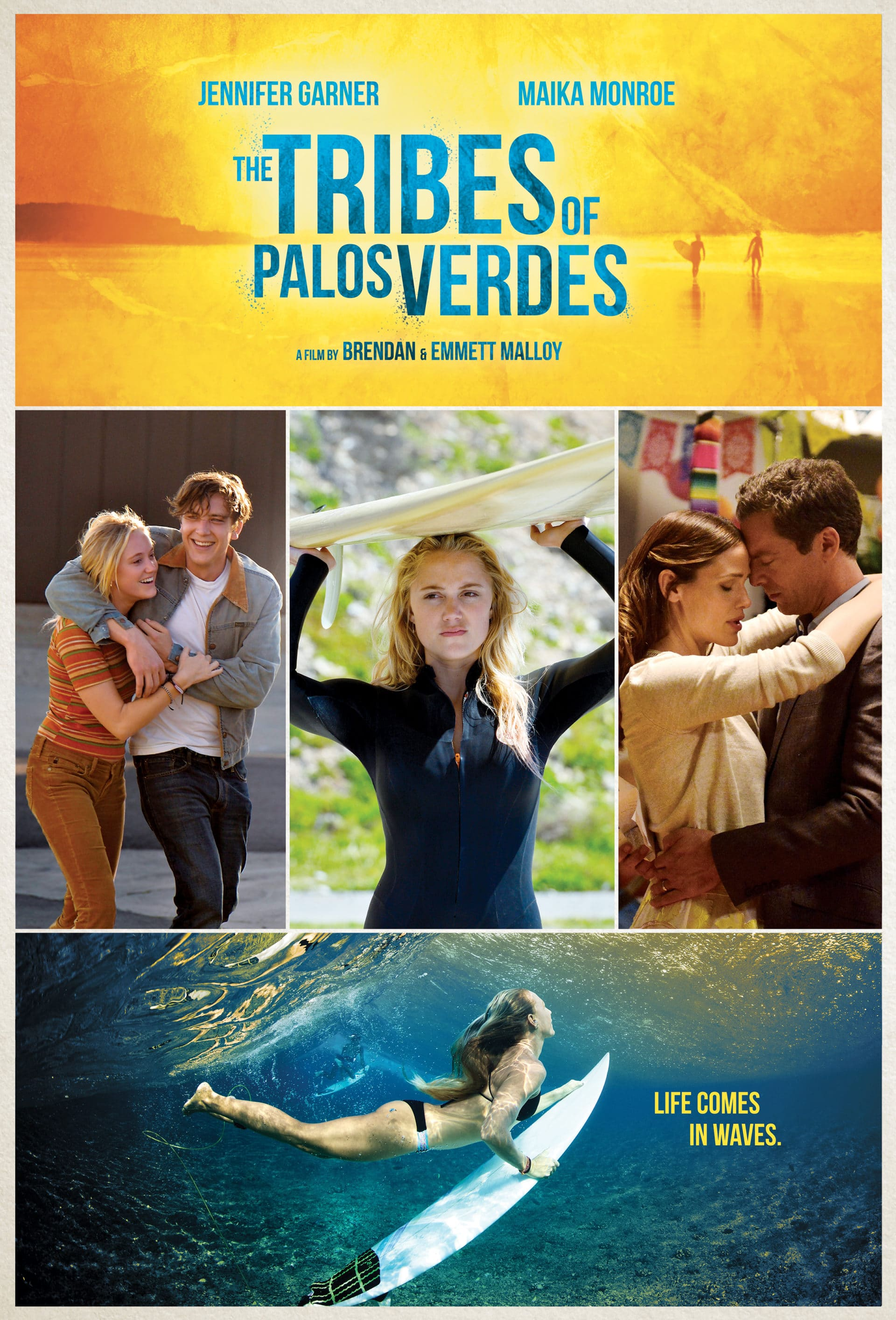 Assistir As Tribos de Palos Verdes