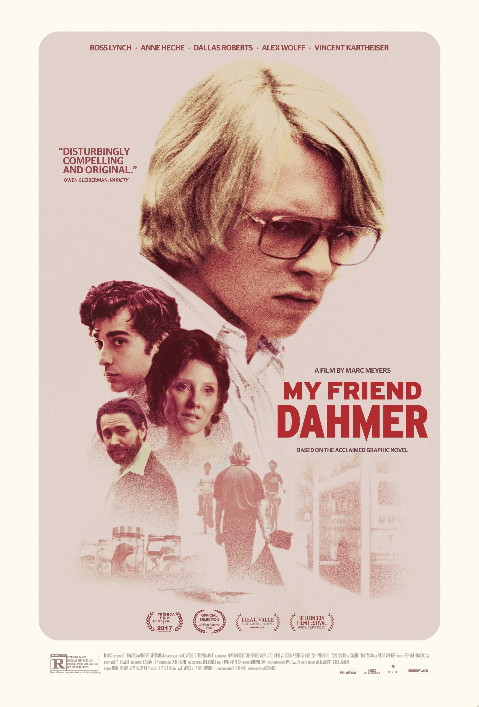 Assistir Meu Amigo Dahmer