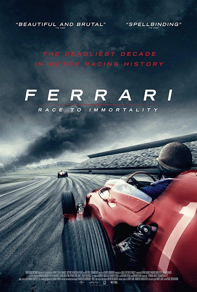 Assistir Ferrari: Rumo À Imortalidade