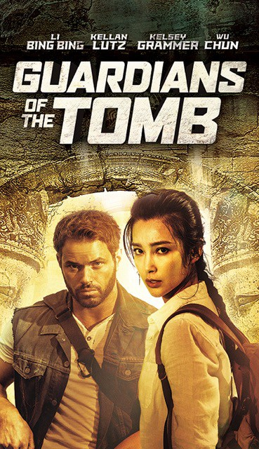 Assistir 7 Guardians of the Tomb